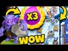 ➡INSANE -3X- ELIXIR DECK in CLASH ROYALE!⬅
