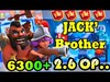 6300+ Hog Cycle 2.6 Gameplays - Jack's Brother OP Clash