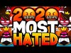 Top 10 Most HATED Cards in 2020! #ClashRoyale